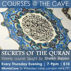 SECRETS OF THE QURAN / TAUGHT BY SHEIKHBABIKIR