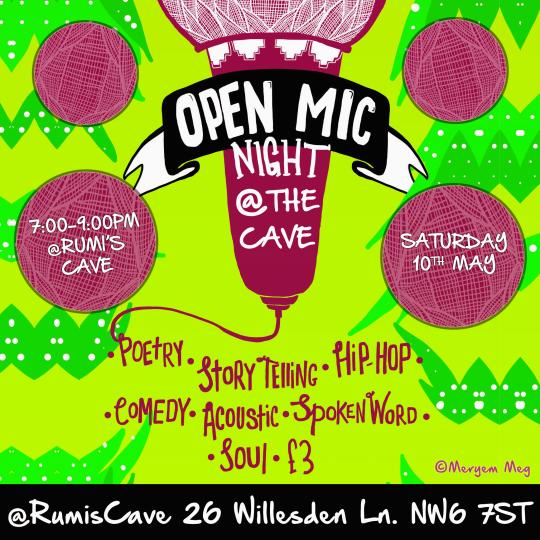 OPEN MIC - 05 2014