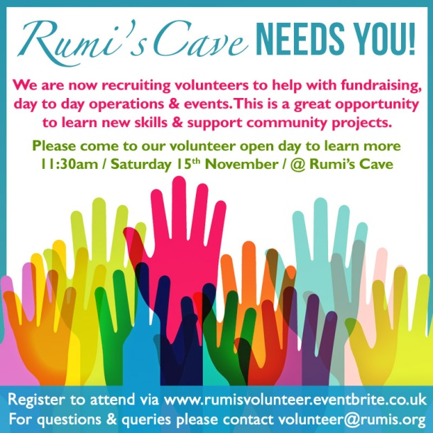 Rumis Volunteer Flyer