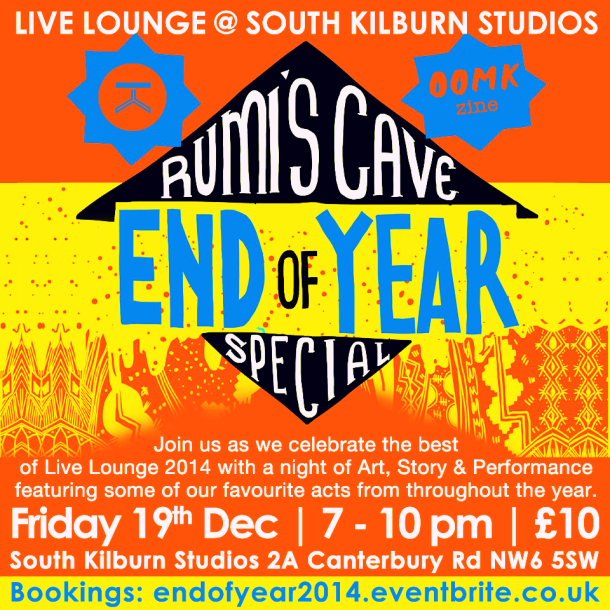 END OF YEAR LIVE LOUNGE 2014