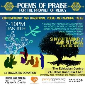 POEMS OF PRAISE: SH. BABIKIR & AMIRSULAIMAN