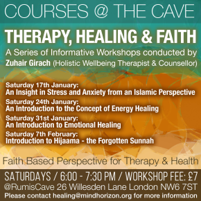 THERAPY, HEALING & FAITHWORKSHOPS