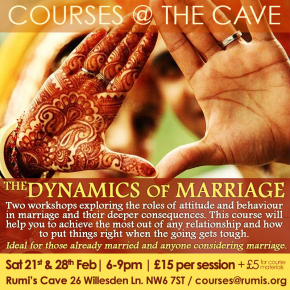 NEW COURSE: THE DYNAMICS OFMARRIAGE