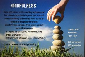 Mindfulness Workshop by Zuhair Girach