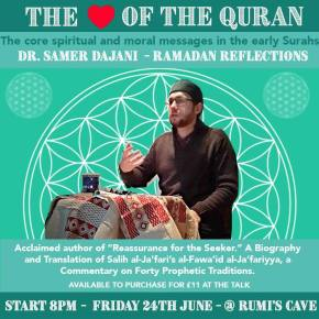 Talk: The Heart of the Qur'an