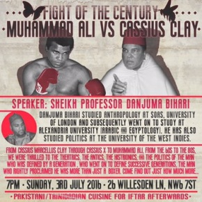 FIGHT OF THE CENTURY • Muhammad Ali vs Cassius Clay