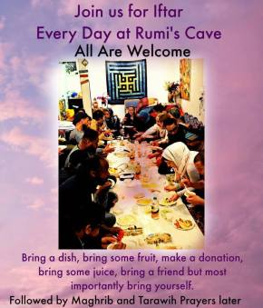 Rumi's Cave open for Ramadan