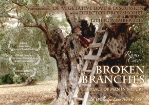 Broken Branches – The Place of Man inNature