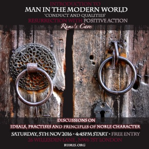 Man in the Modern World – Conduct andQualities