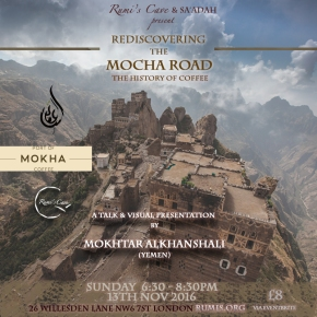Rediscovering the Mocha Road – The History ofCoffee