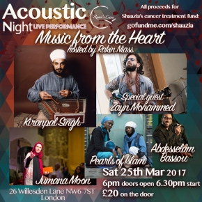 Acoustic Night – Music from the Heart